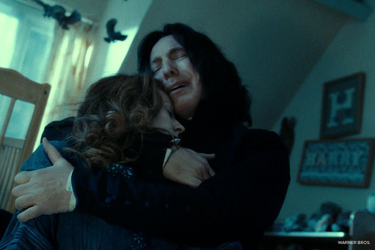 Top Posts of 2016, No. 2: Alan Rickman Will Always Be in Our Hearts