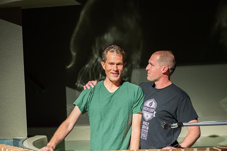 Atheist, Skeptic, Seeker, Believer: Dirk Robinson's Baptism