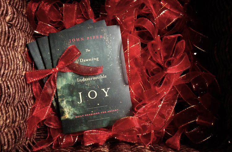christmas devotional john piper